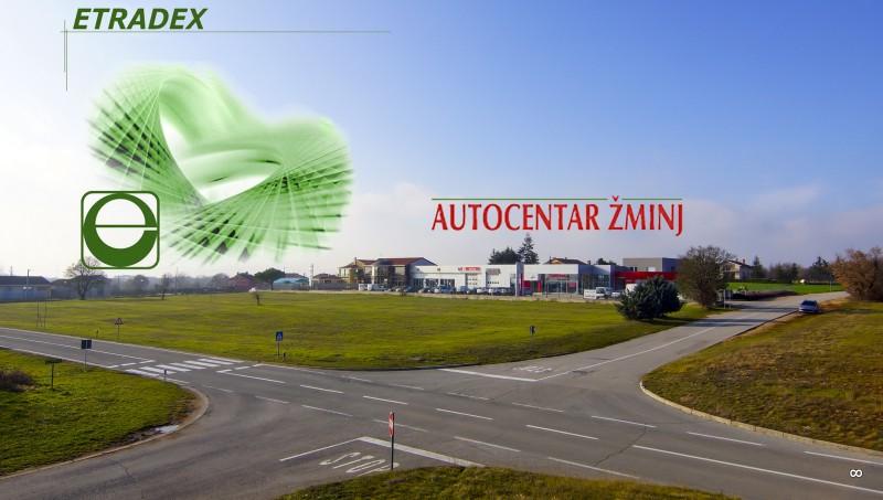 Novosti u Etradex Autocentru Žminj  RENT-A-CAR !
