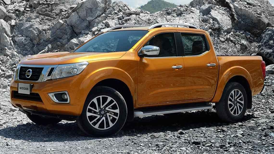 Nova Nissan Navara