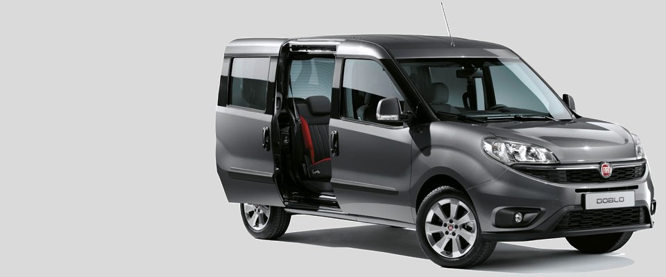 Fiat Doblo Cargo Combi – AKCIJA !