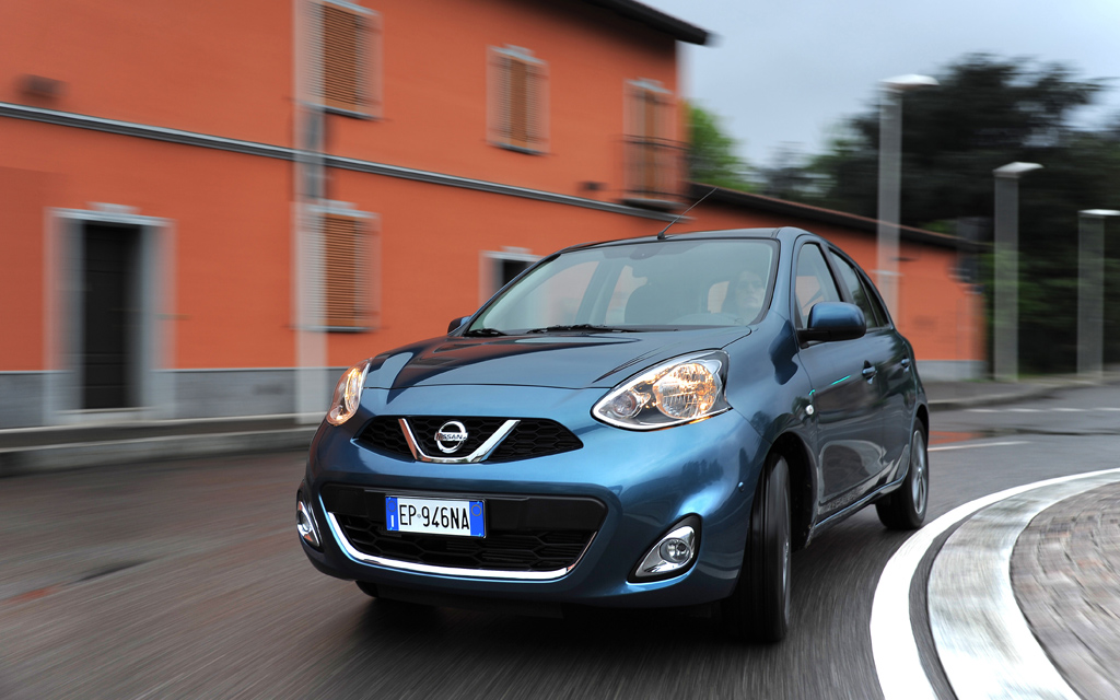 Nova Nissan Micra – iskoristite priliku !
