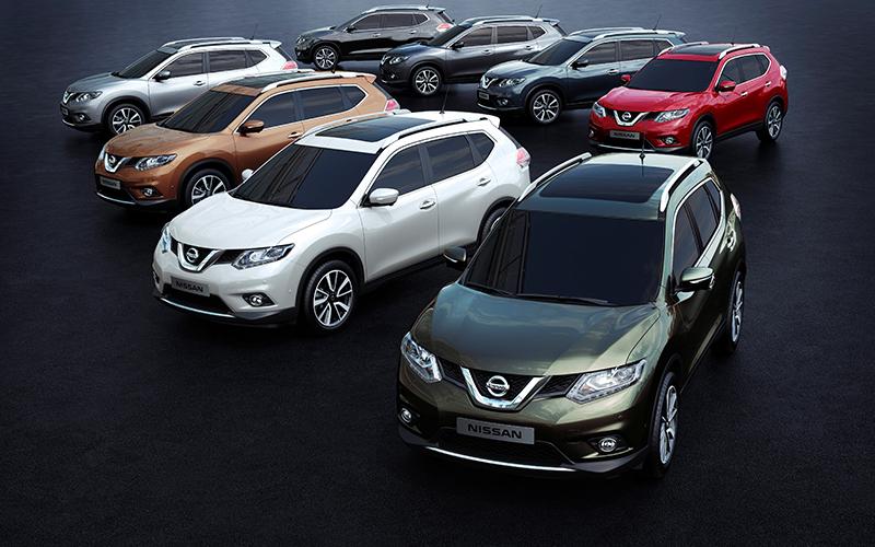 """""""Statistički nevjerojatna ponuda""""   u  Nissan-u!"""