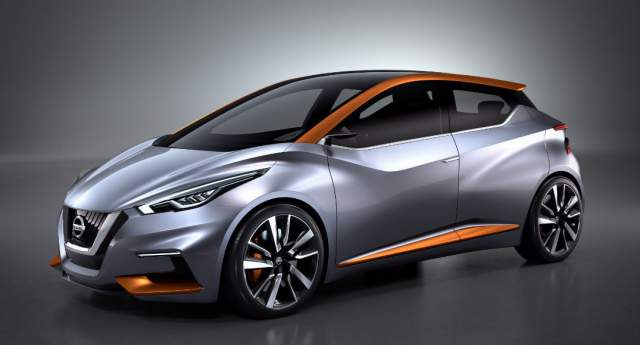 Nova Nissan Micra stigla u Etradex AC Žminj !