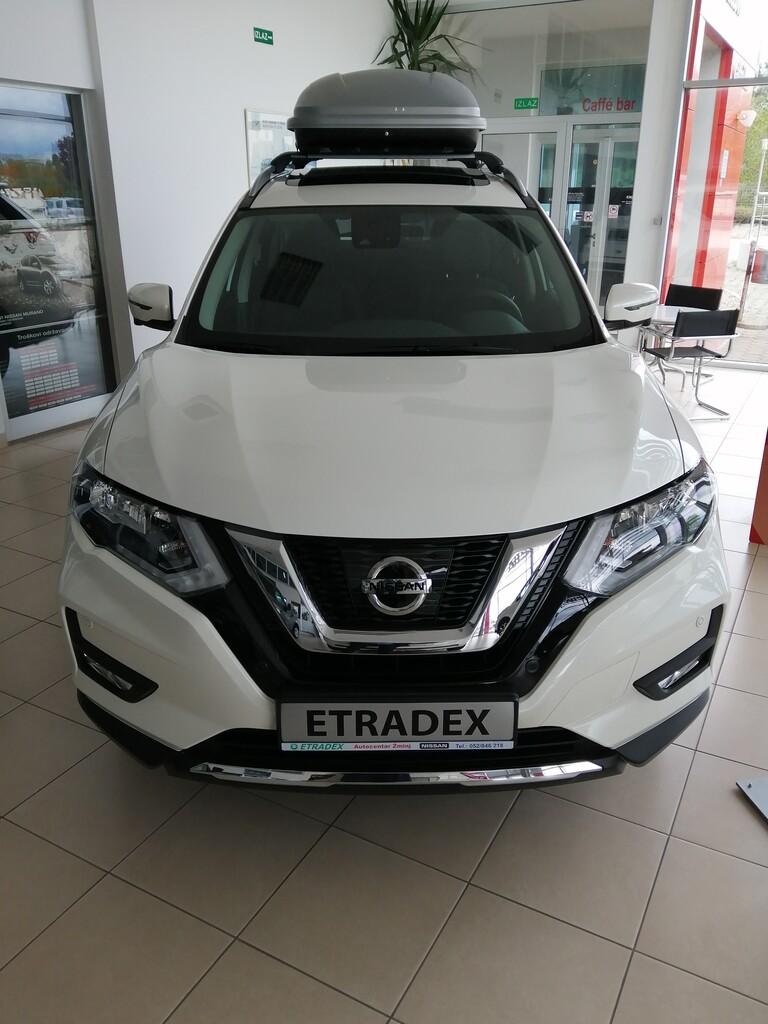 **POPUST OD 30.000,00 kn** za kupnju novog Nissan X-TRAIL